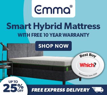 Emma Mattress Smart Hybrid Mattress