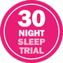 30 Night Sleep Trial