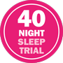 40 Night Sleep Trial
